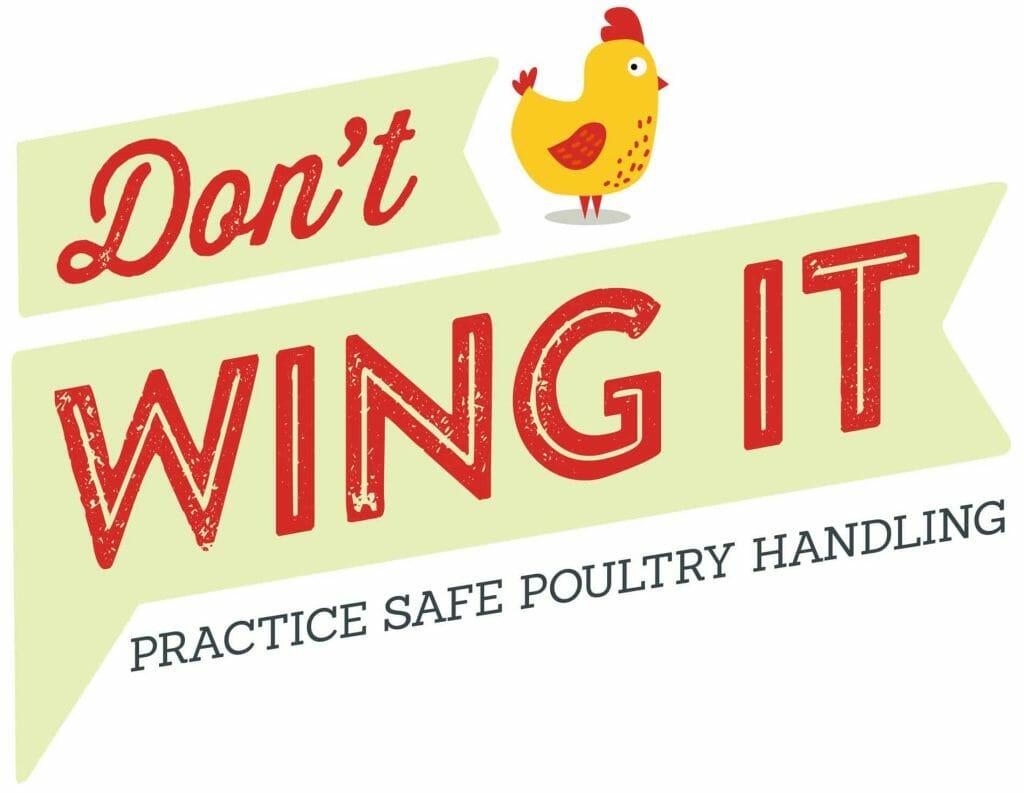Don't Wing It Logo w Tagline