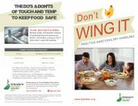 Don't Wing It Parent Brochure